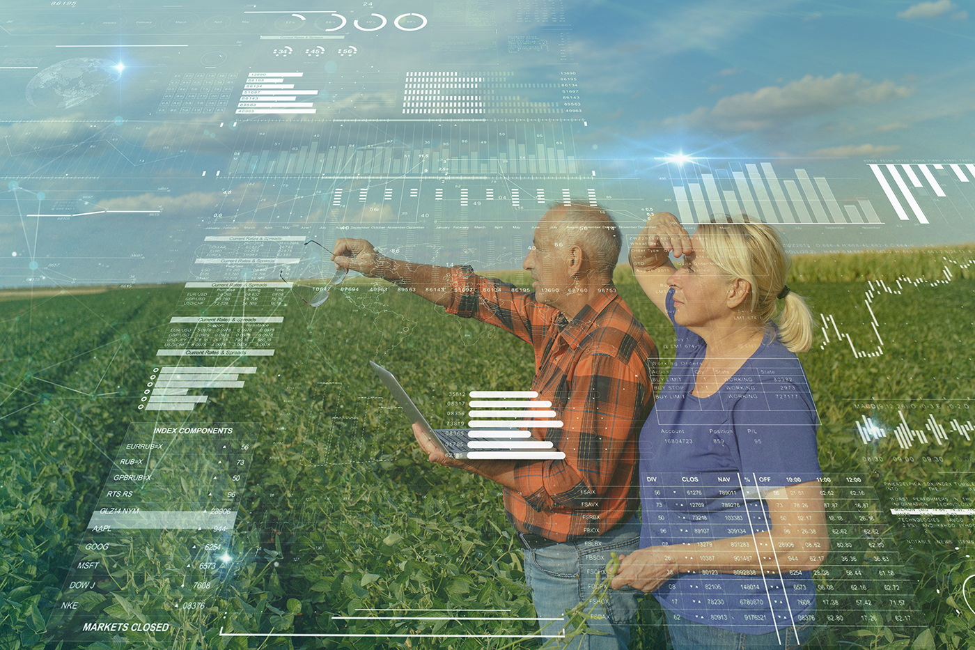 Putting Farmers at the Centre: realising gains from agricultural innovation and growth